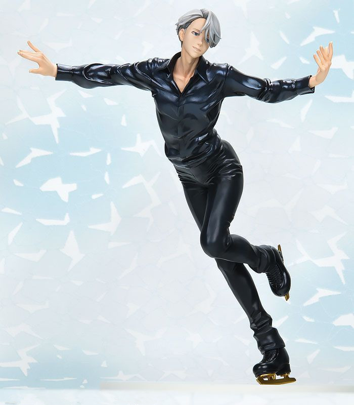 YURI!!! On Ice Victor Action Figure Victor Nikiforov On Ice Doll PVC figure Toy Brinquedos Anime 21CM удочка зимняя swd ice action 55 см
