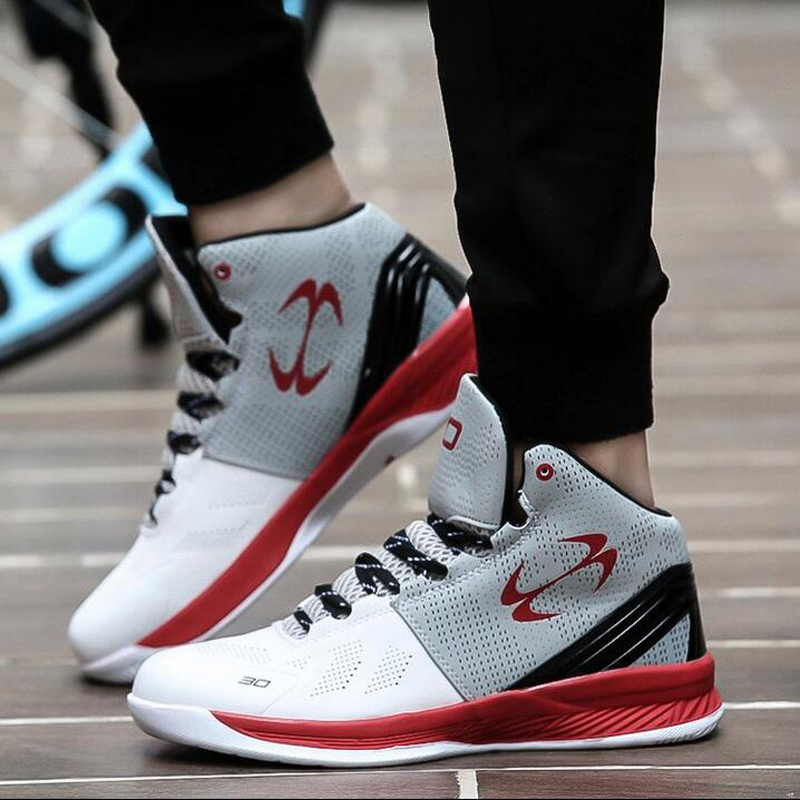 ... 2016 new Basketball shoes sport Athletic sneakers men women kids  Athletic hombre curry high ankle basketball kobe 12 ... 9b4d2a49a1de
