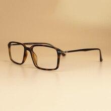 Ultralight Ultem Vintage Square Glasses Frame Men Myopia Optical Prescription Spectacles Frames Women Clear Eyeglasses Eyewear