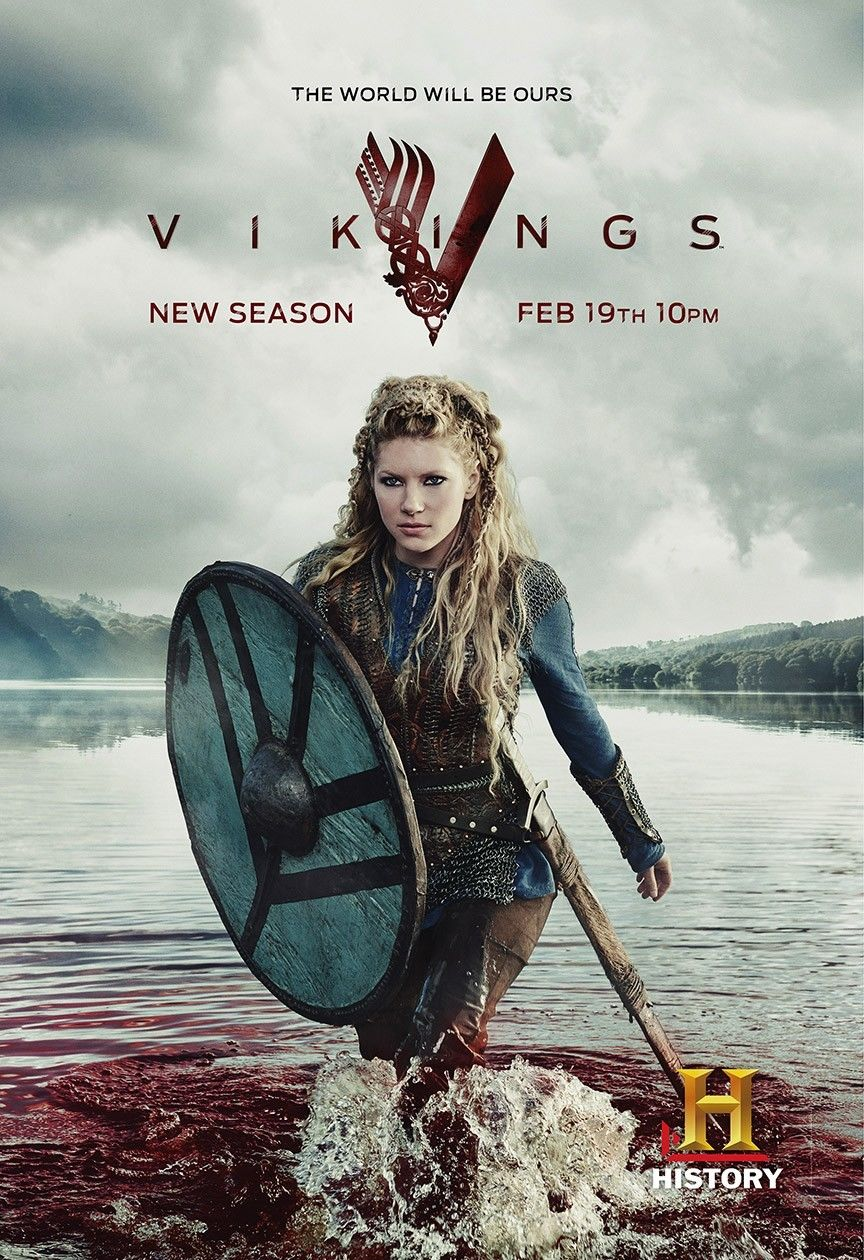 Popular vikings poster buy cheap vikings poster lots from for Buy posters online cheap