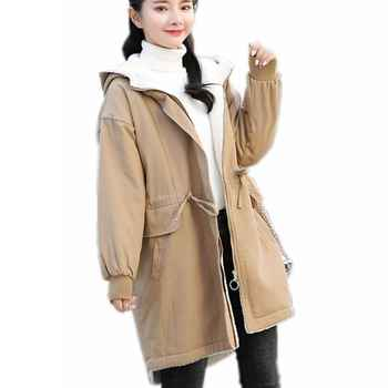 Maternity Coat New Arrive Soild Hooded Cotton Padded Clothes Womens Coats Winter Outerwear Parkas Maternity Warm Clothing - DISCOUNT ITEM  20% OFF All Category