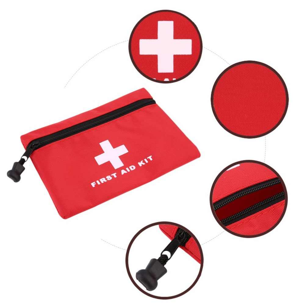 Multifunctional Home Office Portable Handheld Medical Bag First Aid Pattern Medicine Storage Bag Organizer  Box Emergency