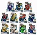Original Playskool Heroes Rescue Bots Transformación Perseguir La Policía Rescate Blurr Heatwave Marca Regalo de Cumpleaños Juguetes Para Niño
