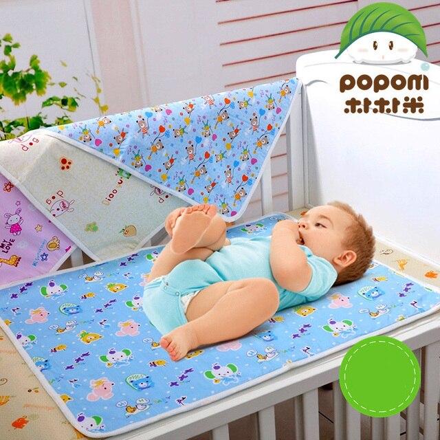 Changing mat / waterproof / oversized / cotton / Baby / menstrual pad / bamboo fiber / baby changing mat / shipping