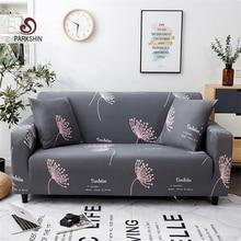 Parkshin Mode Bloem Kussenovertrekken Sofa Cover All inclusive Sectionele Elastische Volledige Couch Cover Sofa Handdoek 1/2/ 3/4 Seater