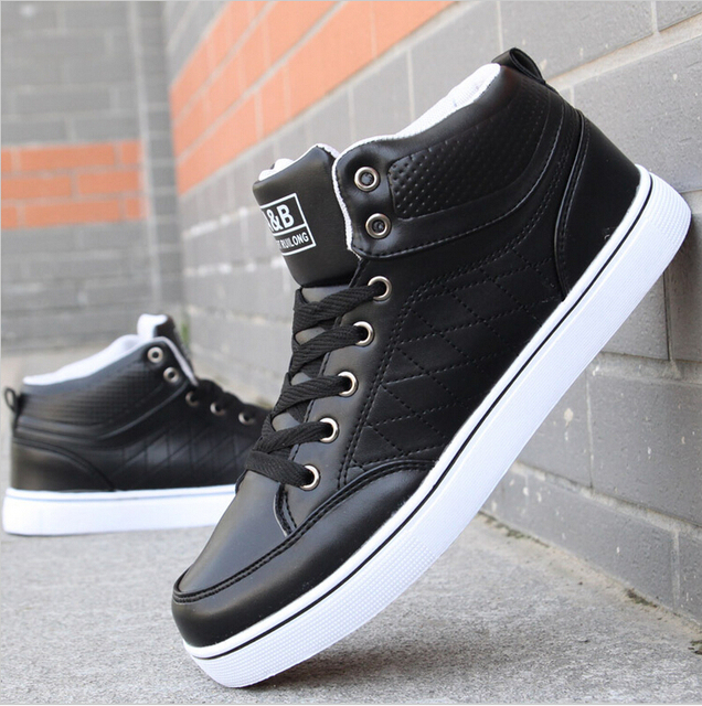 Aliexpress.com : Buy 2016 new Men casual Shoes Fashion white black ...