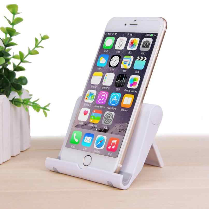 2017 Top sale Universal Foldable 360 degree Universal Bed Desk Mount Cradle Holder Stand for iPad Tablet for iphone 7 for xiaomi