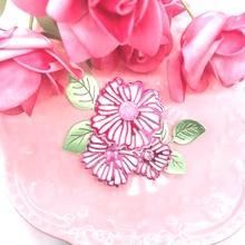 Layering Flower Metal Cutting Dies