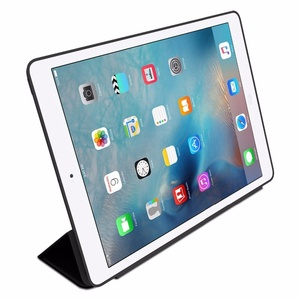 Image 4 - עור מפוצל מקרה עבור iPad אוויר 2 A1566/1567 מגנט אוטומטי שינה Stand Flip עור כיסוי עבור iPad אוויר 2 9.7 אינץ tablet מקרה + עט