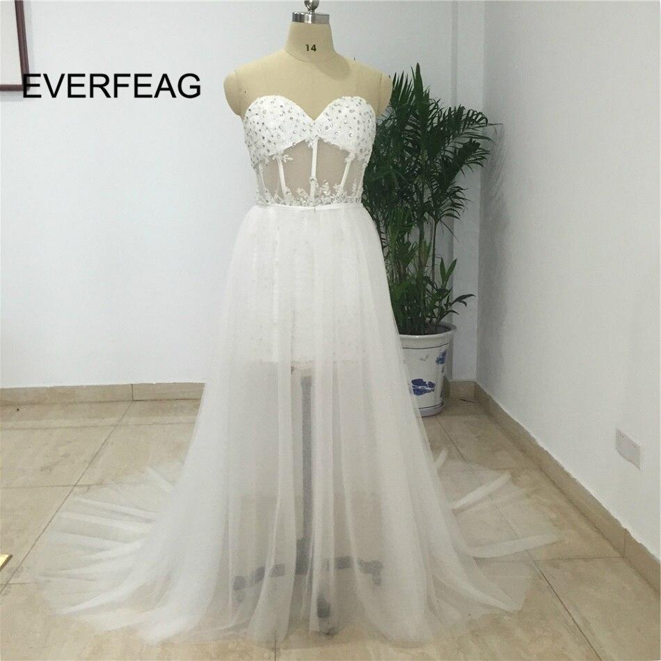 Aliexpress.com : Buy Sexy Sheer Beach Wedding Dress