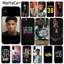 MaiYaCa Youngboy Never Broke Again Merch Phone case For iphone 11 Pro 11Pro MAX 8 7 6 6S Plus X XS MAX 5 5S SE XR youngboy never broke again merch phone case for apple iphone 11 pro 6 6s 7 8 plus 10 x xs max xr 5 5s se phone case cover
