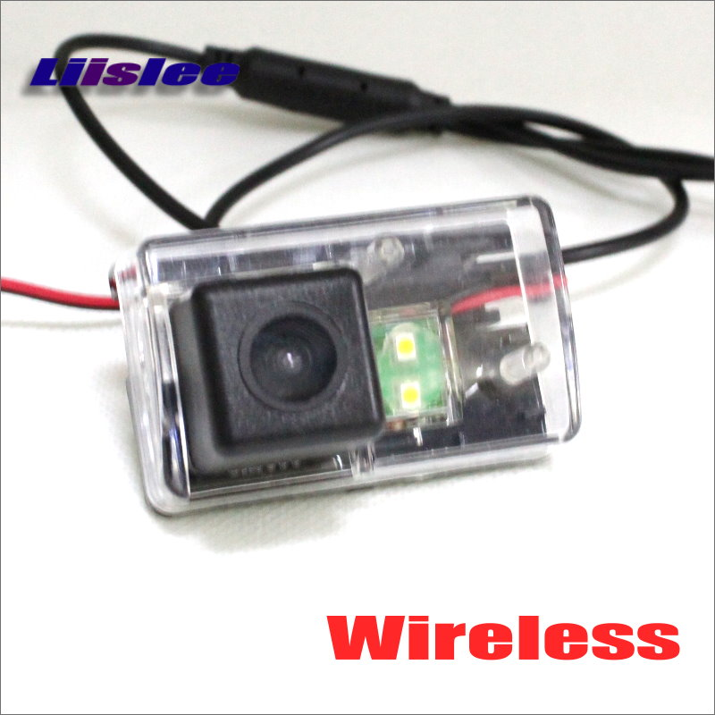 Liislee Wireless Car Rear View Camera For Citroen Saxo / Xsara / Back Up Camera / HD Night Vision / DIY Easy Installation