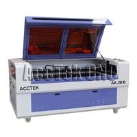 AccTek cnc 1610 wood mdf acrylic granite stone laser engraving machine