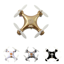 Quadcopter Cheerson CX-10A Drone Headless Mode 2.4G 4CH 6 Axis Rc Helicopter Remote control Toys