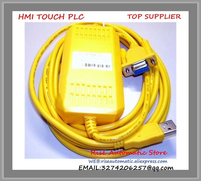 USB-FX-232CAB-1 PLC Cable 3M USB Connecting F940/F930 HMI New Original  цены