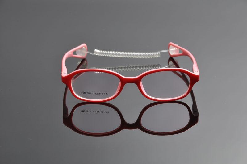 DeDing Kids Brillengestelle mit Kunststoff-Federschnur, Brillen Kids, - Bekleidungszubehör - Foto 2