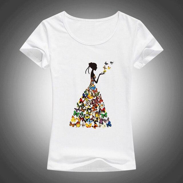 Lycra 2018 De Camisa T Algodón Camiseta Mujer Casual Verano Nuevo wvvqraHX