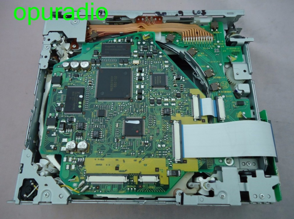 Free shipping Fujitsu Ten 4 DVD mechanism DH 01 401 Loader for Toyota Eclipse AVN8806 HD8805