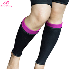 Lover-Beauty Weight Loss Leg Fat Burner Slimmer Reduce Sauna Sweat Neoprene Body Wraps for Arms Thighs and Legs