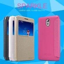 For Lenovo Vibe P1M case Nillkin Sparkle case for Lenovo VIBE P1m phone cases for Lenovo P1M protective case