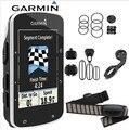 Garmin edge 520 велосипедный компьютер для велоспорта + speedend & Cadence + HRM