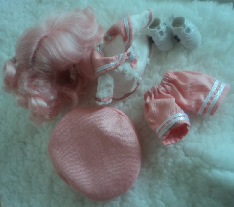 holala clothes wig shoes