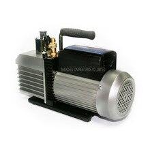 1 шт. 100% Новое и высокое качество Электрический двойное напряжение вакуумный насос двойного частота Двухступенчатая 110 В-220 В 375 Вт с 2L