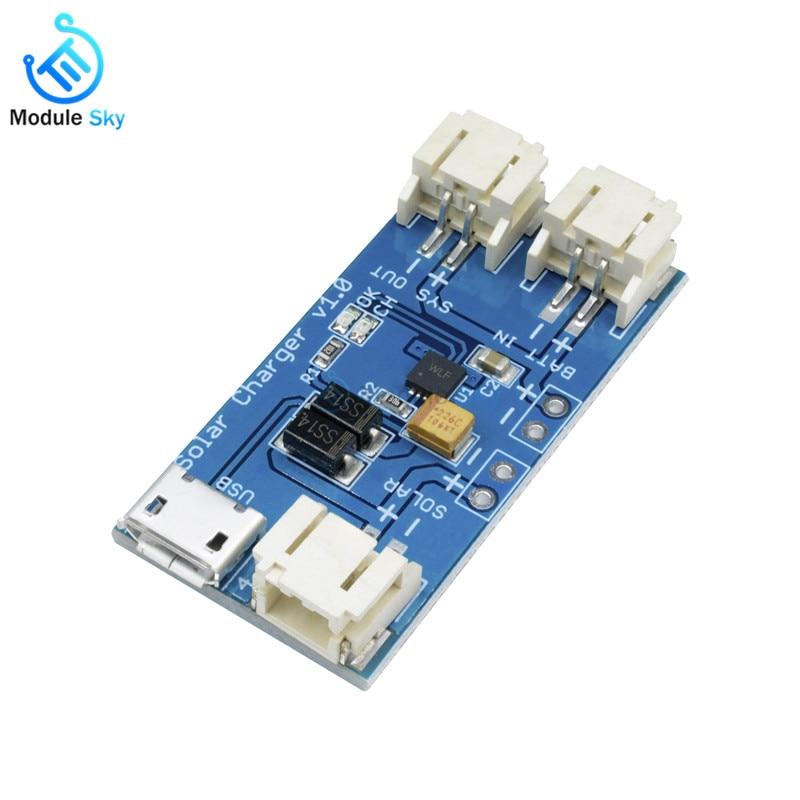 CN3065 Mini USB Solar Lithium Battery Charger Board Module ...