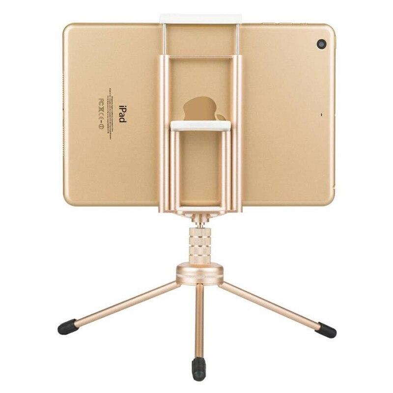 bilder für 2 in 1 tablet standplatz-halter stativ halterung für tabletten ipad 2 3 4 samsung tab iphone 5 s 6 7 plus samsung s6 s7 edge huawei