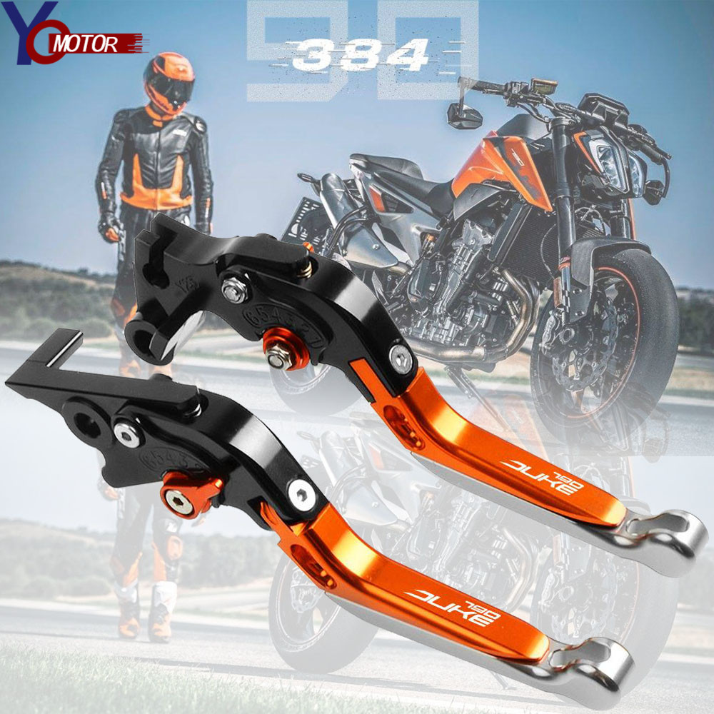 Motorcycle Accessories Folding lever Extendable CNC Adjustable Clutch Brake Levers FOR 790 DUKE 790 DUKE790 790DUKE 2018 2019Motorcycle Accessories Folding lever Extendable CNC Adjustable Clutch Brake Levers FOR 790 DUKE 790 DUKE790 790DUKE 2018 2019