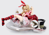 Anime Native Alice in Wonderland Indult Gentleman Ver PVC Action Figure Collectible Model doll toy 14cm