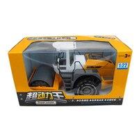 מצחיק diecasts מיני רכב משאית הנדסת אינרציה הזזה מודל טרקטור toys toys לילדים באיכות גבוהה מתנה קלאסית