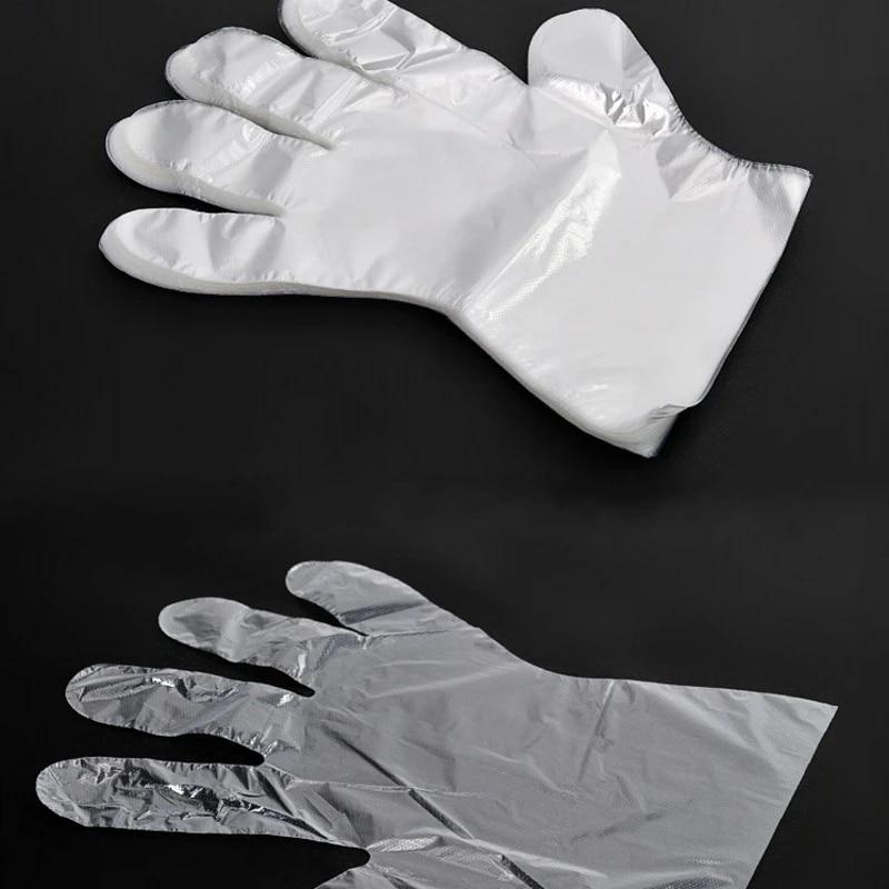 100 Stks Partij Multifuctional Wegwerp Handschoenen Tuin Huishouden Restaurant Bbq Plastic Transparant Voedsel Mitten Keukengereedschap En3892 Disposable Gloves Household Glovesplastic Disposable Gloves Aliexpress