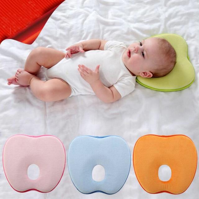 Pillow For Newborn Head. Newborn Pillow Toddler Safe Anti ...