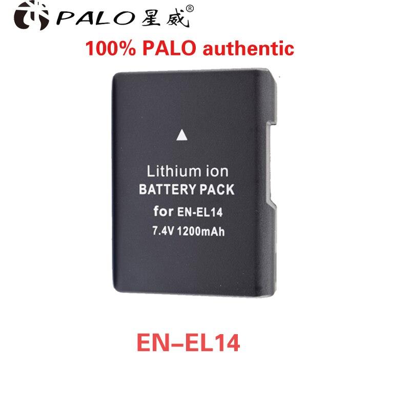 1 stück EN-EL14a ENEL14 EN EL14 Batterie für Nikon D5600, P7700, P7100, D3400, D5500, d5300, D5200, D3200, D3300, D5100, D3100, Df.