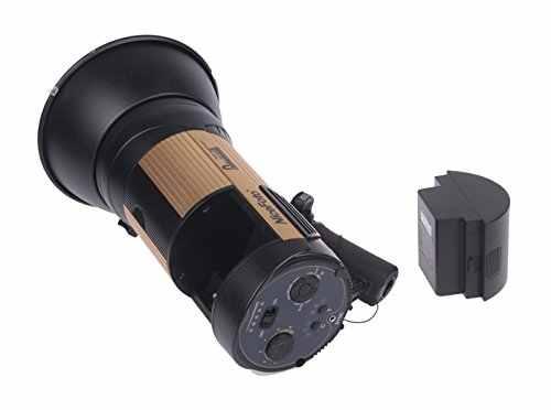 Nicefoto HS600C для съемки вне помещения с 600 Вт высокой мощности-Скорость синхронизации N флеш-накопителей Беспроводной открытый светодиодный вспышка/строб студия свет для камеры CD50
