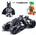 Decool 7105 lepine batman the joker tumbler bloques de construcción super heroes batman película figuras compatible legoinglys
