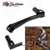 Motorcycle CNC Aluminum Folding Gear Shift Lever Fit Kayo Apollo Bosuer 110/125/140/150/160/250cc Dirt Bike Pit Bikes Gear Lever