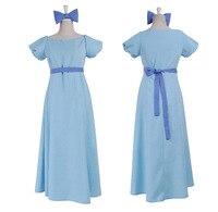 Rolecos Peter Pan Wendy Dress Rachel Cosplay Costumes Anime PeterPan Clothing