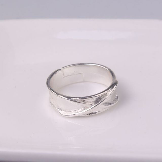 Dragon Ball Anime Silver Plated Metal Fashion Jewelry Unisex Rings