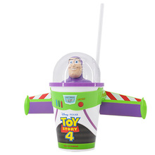 1Pc Toy Story 4 WOODY Shaking Head Cups BUZZ LIGHTYEAR Popcorn Cups and Buckets Movie Toy Story Kids Gift Collection toy story story book collection