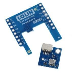 Image 3 - 気圧シールド V1.0.0 ため LOLIN (WEMOS) D1 ミニ HP303B I2C デジタル圧力センサモジュール DPS310 互換性
