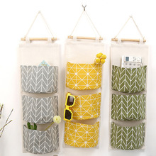 Wall Hanging Storage Bags Organizer Clothing Jewelry Closet Pocket Holder Racks 3 Color