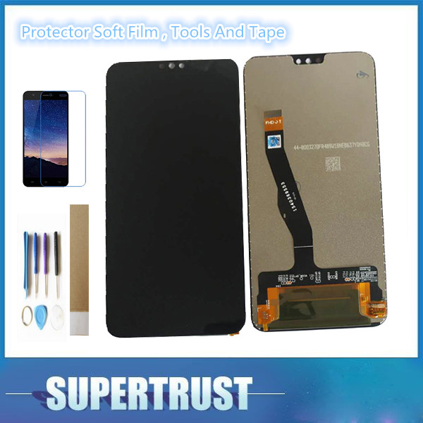 For Huawei Honor 8x Honor8X Glory 8X JSN-L21 JSN-L42 LCD Display with Touch Screen sensor Assembly With Kit Black COLORFor Huawei Honor 8x Honor8X Glory 8X JSN-L21 JSN-L42 LCD Display with Touch Screen sensor Assembly With Kit Black COLOR
