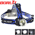 NEWEST Headlamp T6 LED 2300Lm 3 mode Zoomable Waterproof Headlamp Headlight Head lamp Light Flashlight,Wholesale