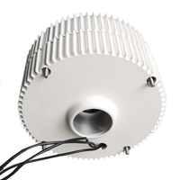 300/400W PMG for Wind Turbine AC Permanent Magnet Generator 12V/24V 3 Phase
