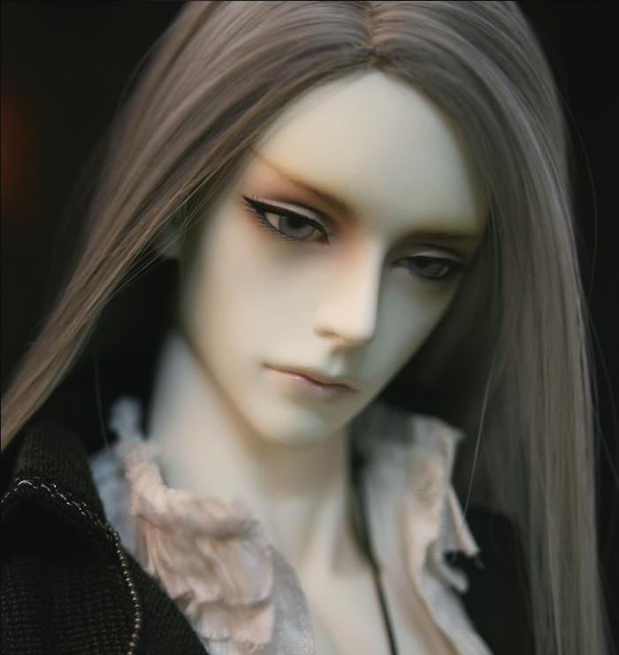 BJD SD doll doll -Angel of Death Death uncle free transport 6pcs animation figures kinds of hands death bleach doll with base azrael death deity god of deathaction action figure page 1