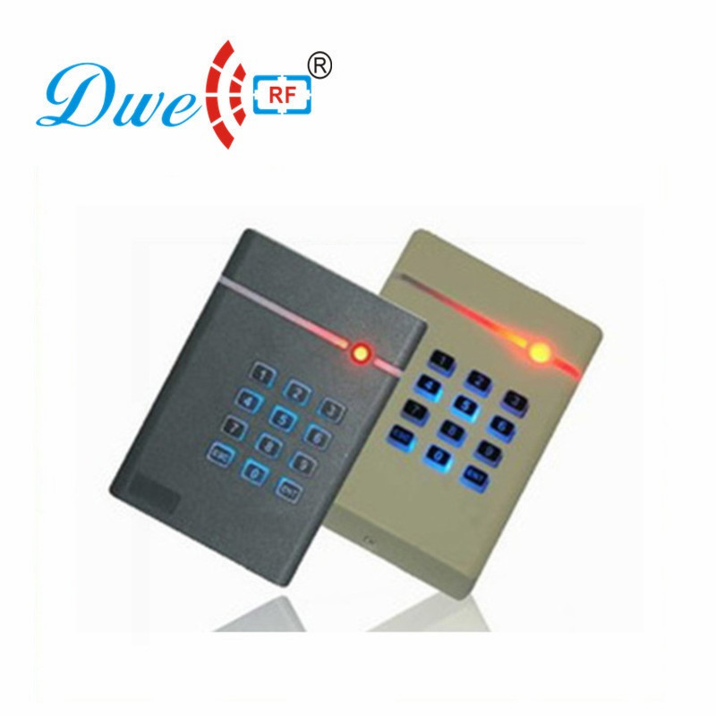 DWE CC RF Access Control Kits Single Door Standalone Access Controller With Backlight Keypad External Reader DW-04 biometric fingerprint access controller tcp ip fingerprint door access control reader