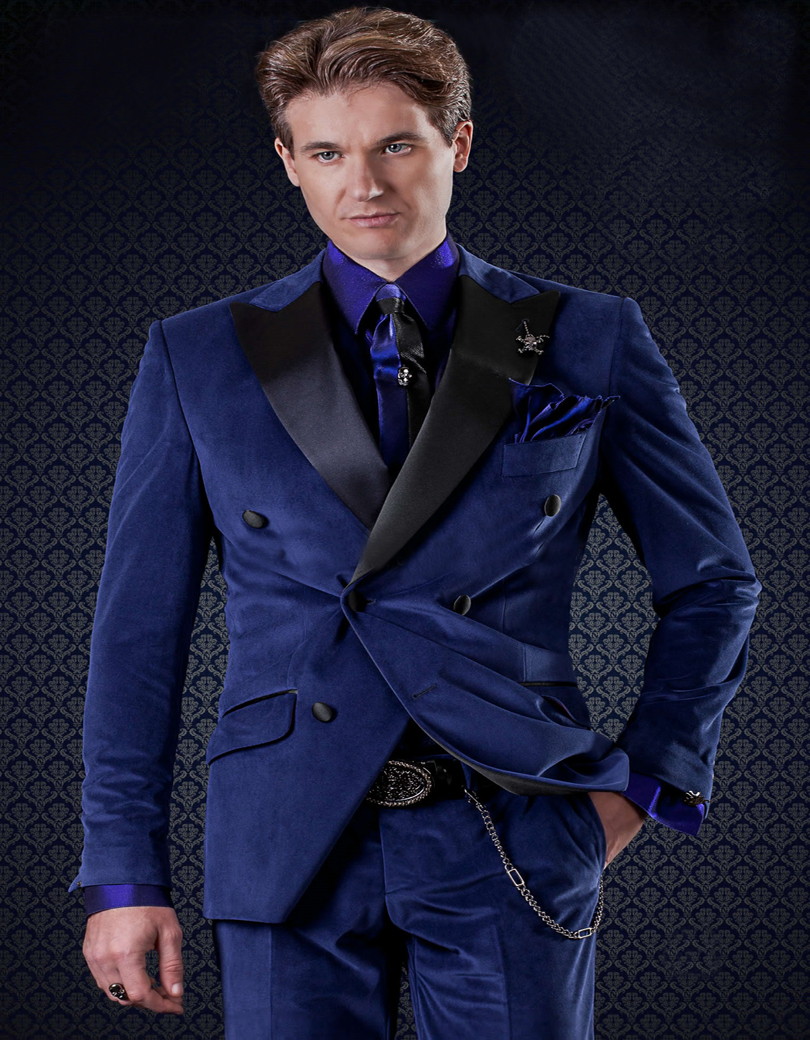 Compare Prices on Electric Blue Suit- Online Shopping/Buy Low