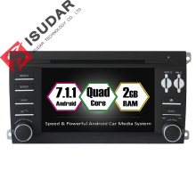 Isudar Car font b Multimedia b font Player Car Radio GPS Android 7 1 1 2